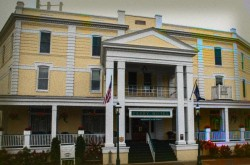 The Perry Haunted Hotel