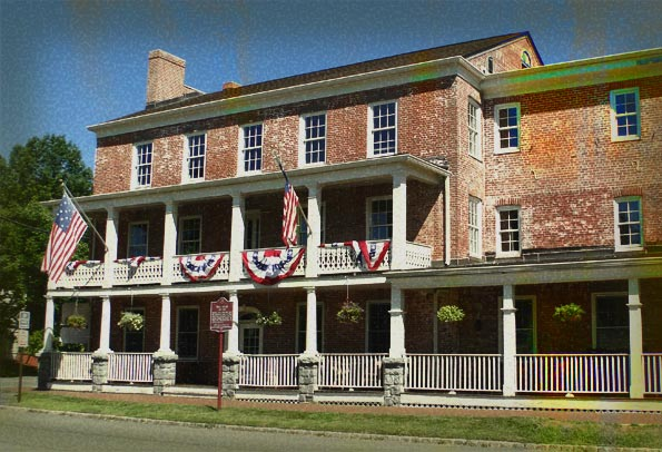 The Publick House Haunted Hotel ...
