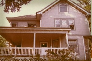 The Haunted Sawyer House