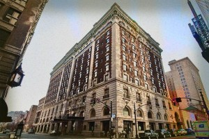 The Seelbach Hilton Louisville Haunted Hotel