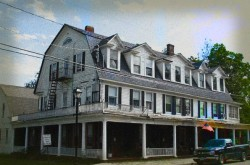 The Shanley Hotel Haunted Hotel