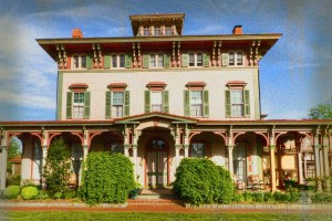 The Southern Mansion Haunted Hotel