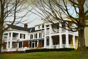 The White House Inn Haunted Hotel
