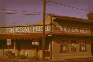 Tombstone Haunted Hotel
