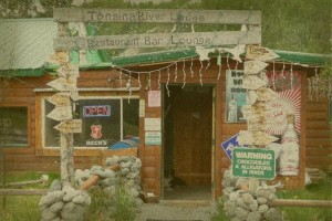 Tonsina River Haunted Lodge