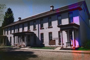 Totten Trail Historic Inn Haunted Hotel