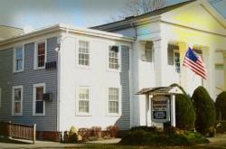 Townsend Manor Inn Haunted Hotel