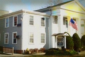 Townsend Manor Inn Haunted Hotel