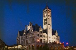 Haunted Union Station Hotel