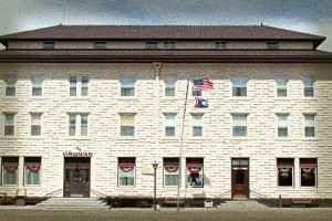 Virginian Haunted Hotel