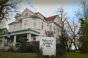 Walnut Street Inn Haunted Hotel