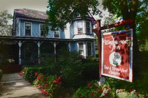 Wedgwood Inn Bed and Breakfast Haunted Hotel