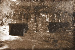 Haunted Widow Jane Mine in Rosendale, NY