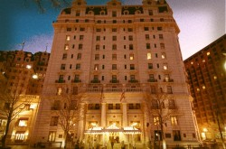 Willard InterContinental Haunted Hotel