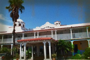 Yacht Club Hotel Haunted Hotel