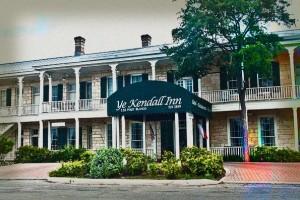 Ye Kendall Inn Haunted Hotel