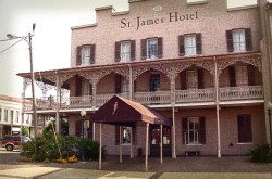 Saint James - Alabama Haunted Hotel