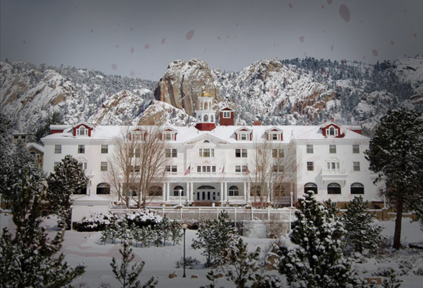 Stay at the Haunted Stanley Hotel