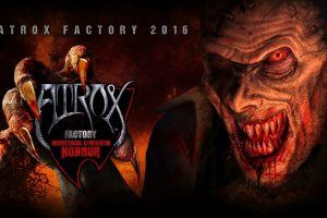 Atrox Factory Haunted House in Leeds, Alabama