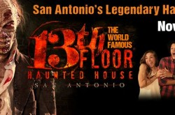 13th Floor Haunted Attraction - San Antonio