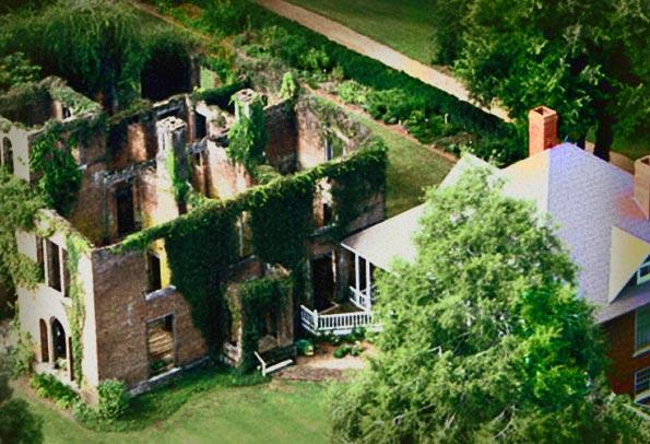 Barnsley Gardens Resort Frightfind