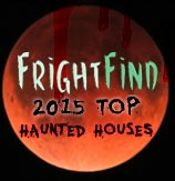 FrightFind's Top Haunted Houses In America