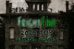 2015 Top Haunted House in Oklahoma