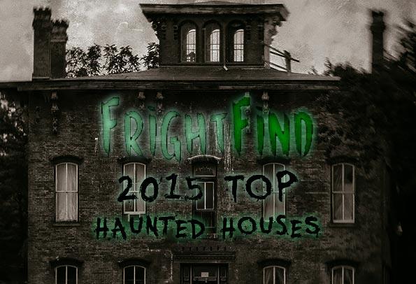 Top Haunted House In Iowa