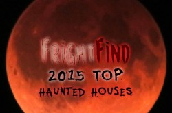 2015 Top Haunted House in Texas