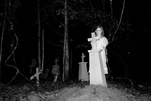 Haunted Forest at Panic Point in Youngsville, NC
