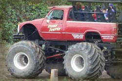 Maris Farms Halloween Tractor