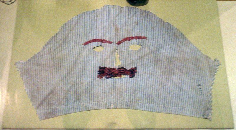 Old Samhain Mask