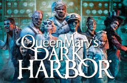 Queen Mary's Dark Harbor Haunted House