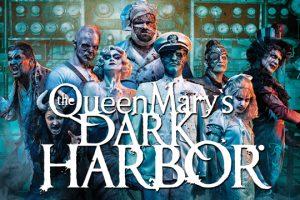 Queen Mary's Dark Harbor Haunted House