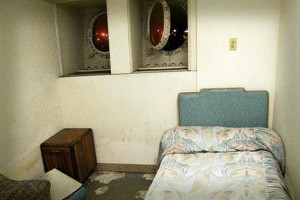 Haunted Room B340 - Queen Mary