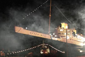 Haunted RMS Queen Mary