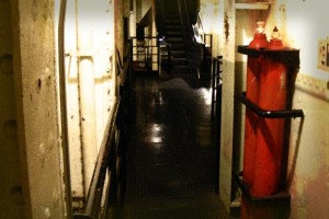 Queen Mary Ghost Tour