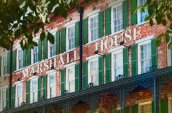 The Marshall House Haunted Hotel