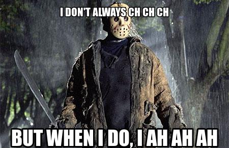 Ch Ch Ch CH AH Ah Ah AHHH