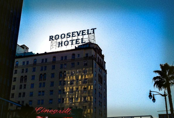 The roosevelt hotel california 2018 world 39 s best hotels for Hollywood beach resort haunted