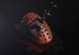 Jason Mask - Fri 13th