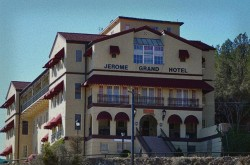 Jerome Grand Haunted Hotel
