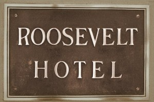 Haunted Hollywood Roosevelt Hotel