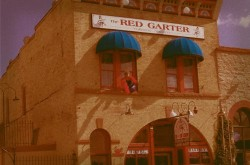 Red Garter Haunted Hotel
