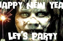 Exorcist Happy New Year