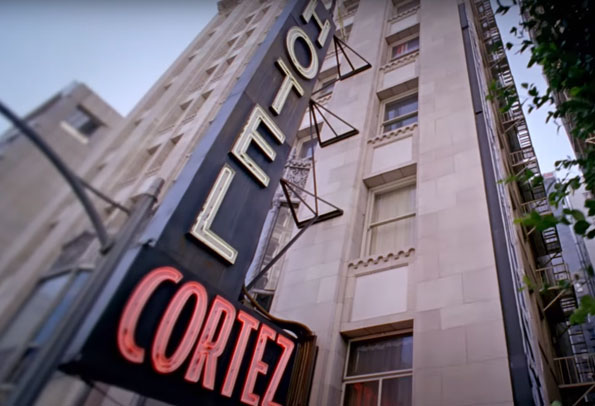 Hotel cortez ahs frightfind for Haunted hotels in los angeles ca