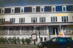 Harborside Inn Haunted Hotel