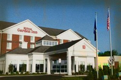 Hilton Garden Inn Haunted Hotel