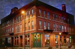 Lumber Barons - The Water Street Inn Haunted Hotel