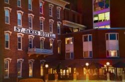 St. James Haunted Hotel